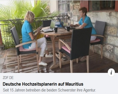 Dreamcatcher Mauritius live on TV im ZDF!